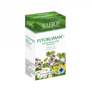 LEROS Fytokliman léčivý porcovaný čaj 20 x 1,5 g