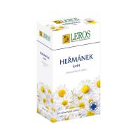 LEROS Heřmánek květ 20 sáčků