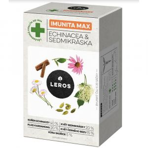 LEROS Imunita Max Echinacea&Sedmikráska 20 sáčků