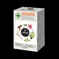 LEROS Imunita max echinacea & sedmikráska 20 sáčků