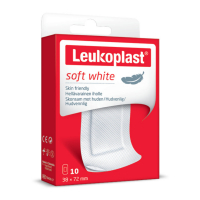 LEUKOPLAST Soft náplast 10 kusů 7321811