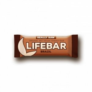 LIFEFOOD Lifebar brazilská tyčinka BIO  47 g