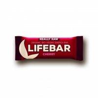 LIFEFOOD Lifebar třešňová tyčinka BIO 47 g