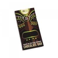 LIFEFOOD čokoláda 80% Cacao BIO 70 g