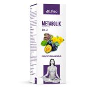 LIFTEA Metabolik sirup 250 ml