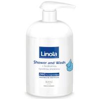 LINOLA Shower and Wash Sprchový a mycí gel 500 ml