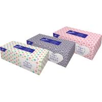 LINTEO Papírové kapesníky 2-vrstvé BOX 200 ks