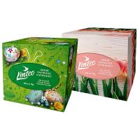LINTEO Papírové kapesníky velikonoční 2-vrstvé 80 kusů