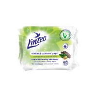 LINTEO Vlhčený toaletní papír s extraktem z dubové kůry 60 kusů