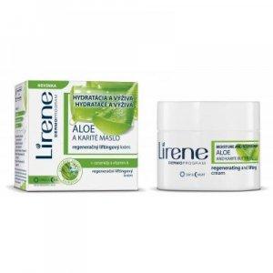 LIRENE H&V Denní a noční krém Aloe a Karité máslo 50 ml