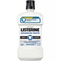 LISTERINE Advance White Mild Taste 500 ml