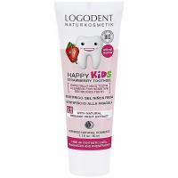 LOGONA LOGODENT dětský zubní gel jahoda 50 ml