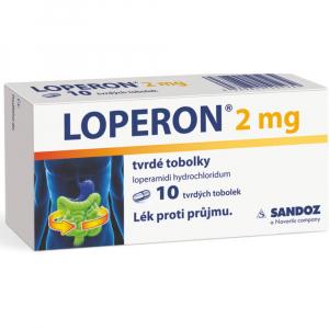 LOPERON CPS  10X2MG Tobolky
