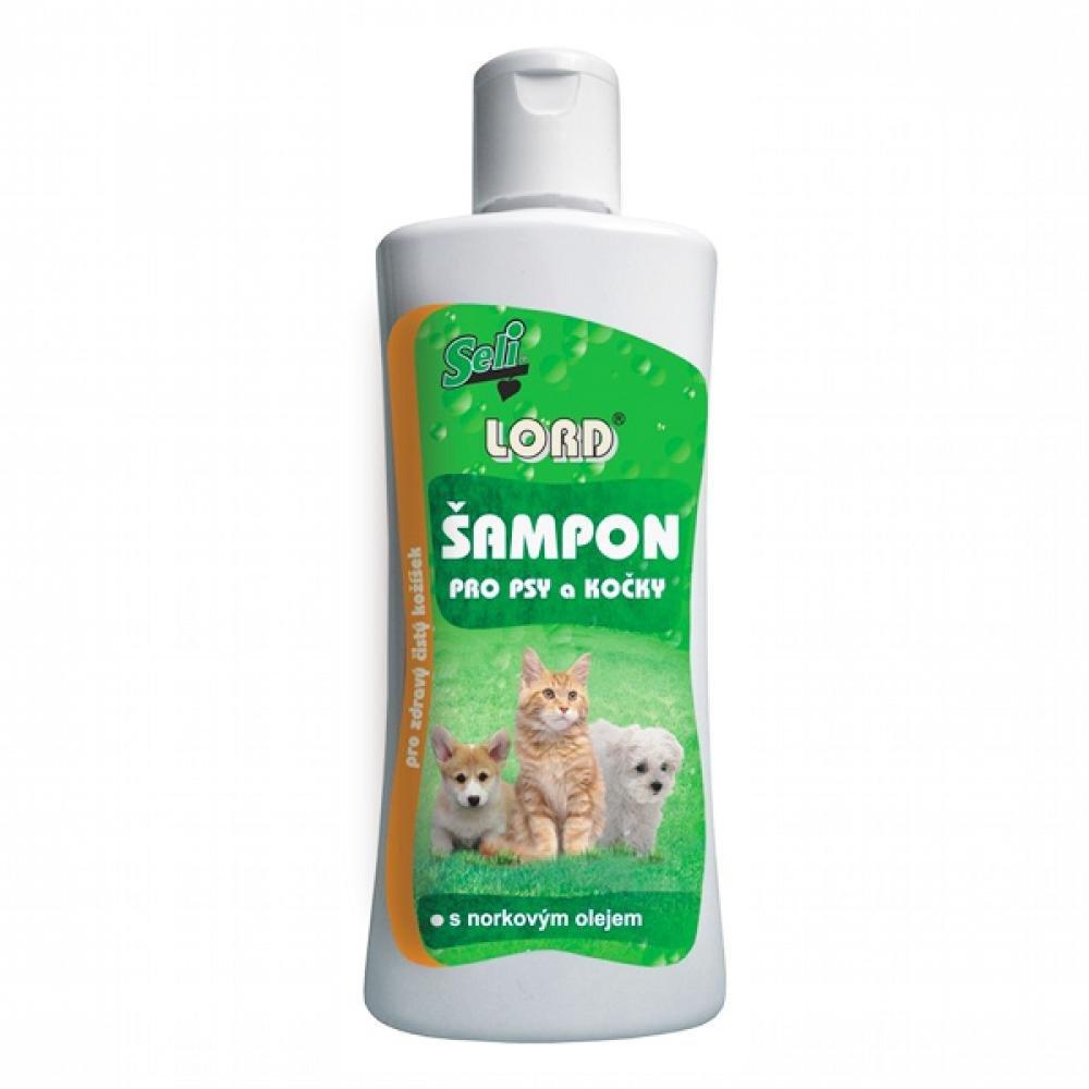 LORD šampon s norkovým olejem 250 ml