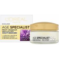 L´OREAL  Age Specialist 55+ denní krém 50 ml