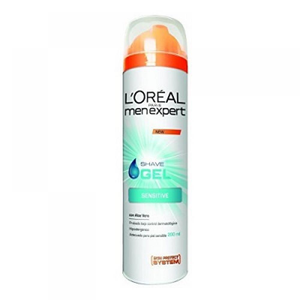 LOREAL Men Expert gel na holení 200 ml Mineral