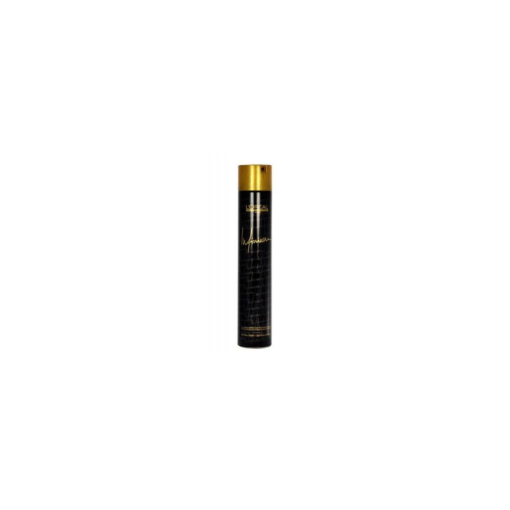 L´Oreal Paris Infinium Lumiere Hairspray Extra Strong 500ml Extra silný lak na vlasy