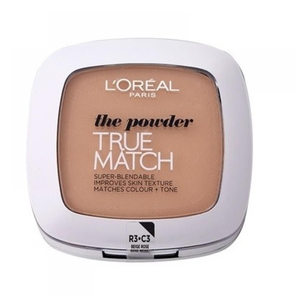 L'ORÉAL PARIS True Match C3 Rose Beige 9 g
