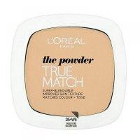 L'OREAL MAQUILLAGE True Match Kompaktní pudr D5-W5 Golden Sand 9 g
