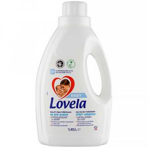 LOVELA Baby tekutý prací přípravek na bílé prádlo 16 pracích dávek 1,45 l