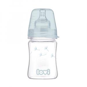 LOVI Lahev skleněná BOTANIC 150 ml