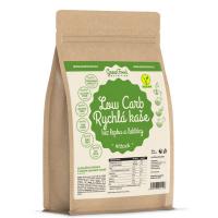 GREENFOOD NUTRITION Low carb rychlá kaše rýžová 500 g