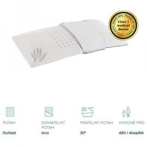 MAGNIFLEX Superiore Flat zdravotní polštář 60x34x7,5