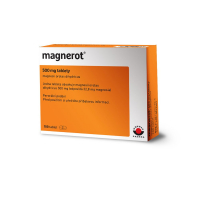 MAGNEROT 500 mg 100 tablet