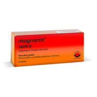 MAGNEROT 500 mg 20 tablet II