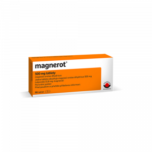 MAGNEROT 500 mg 50 tablet