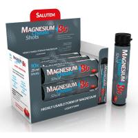 MAGNESIUM Chelate+B6 cherry ampule 10 x 25 ml