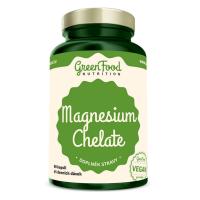 GREENFOOD NUTRITION Magnesium chelát 90 kapslí