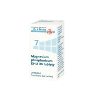 DR. SCHÜSSLERA Magnesium phosphoricum DHU D6 No.7 200 tablet