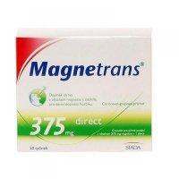 MAGNETRANS 375 mg 50 tyčinek granulátu