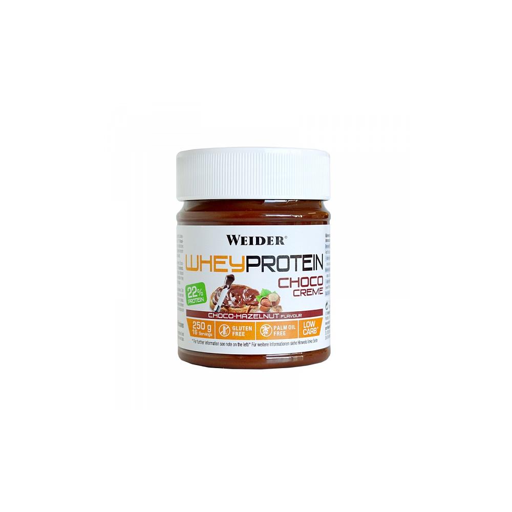 WEIDER Proteinový krém čokoláda-lískový ořech 250 g