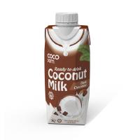 COCOXIM kokosový nápoj s příchutí čokolády 330 ml