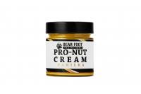 BEAR FOOT Pro-Nut Cream, arašídové máslo s proteinem, vanilka, 250 g