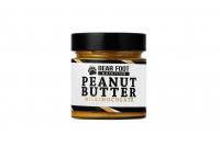 BEAR FOOT Peanut Butter, jemný arašídový krém s mléčnou čokoládou, 250 g