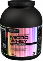 REFLEX NUTRITION Micro whey native čokoláda 2,27 kg