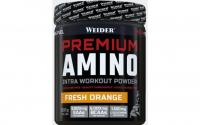 WEIDER Premium Amino - nestimulační předtréninková směs  800 g