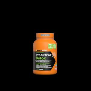 NAMEDSPORT Pro Active Detox detoxikační směs 60 tablet
