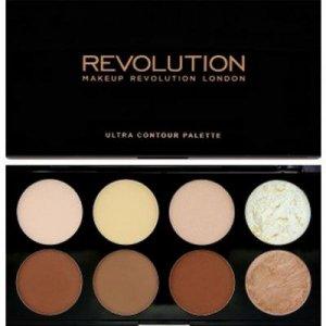 Makeup Revolution Ultra konturovací paletka