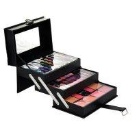 MAKEUP TRADING Beauty Case 110,6g Complet Make Up Palette Kazeta dekorativní kosmetiky