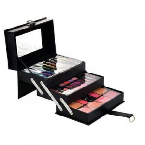 MAKEUP TRADING Beauty Case 110,6g Complet Make Up Palette Kazeta dekorativní kosmetiky
