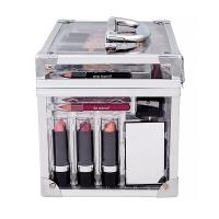 MAKEUP TRADING Schmink Set Transparent  64,8 Complet Make Up Palette Kazeta dekorativní kosmetiky