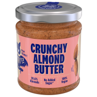 HEALTHYCO Mandlové máslo křupavé 180 g