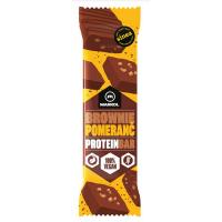 MARKOL Proteinová tyčinka čokobrownie a pomeranč 40 g