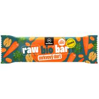 MARKOL Raw tyčinka mrkvový dort 40 g BIO