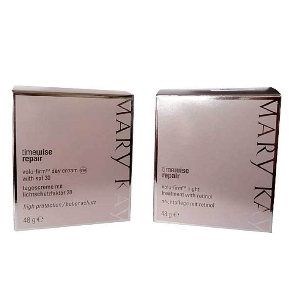MARY KAY TimeWise Repair Volu-Firm Duo pro den a noc 2x 48 g