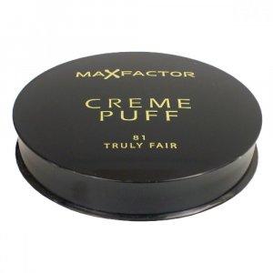 MAX FACTOR Creme puff 81 truly fair